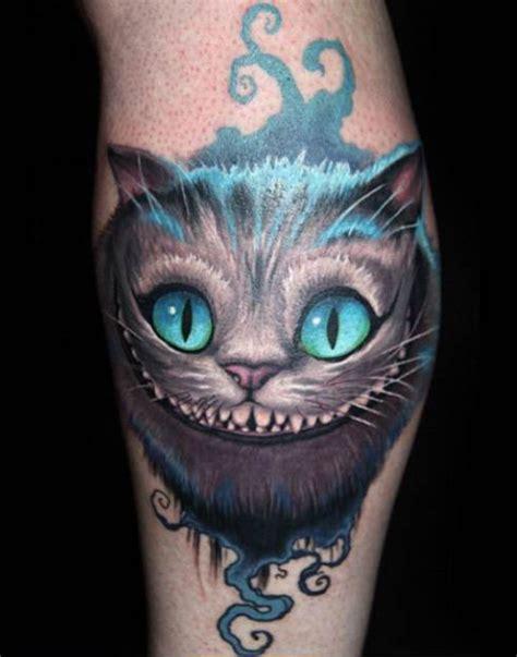 chesire cat tattoo the chesire cat in