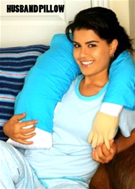 The Husband Pillow by