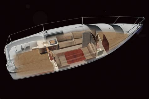 Sailboat Floor Plans by Macgregor 26 Home Page