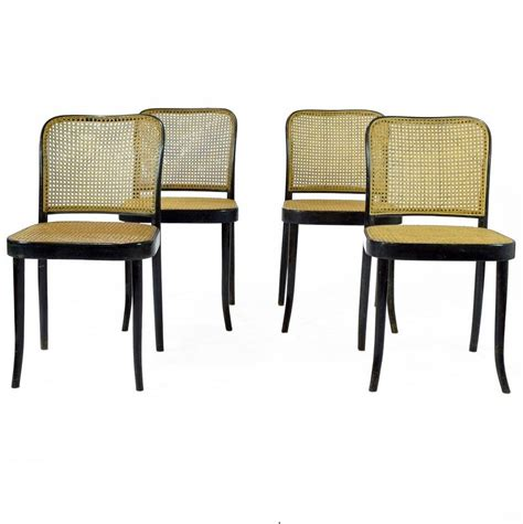 ligna bentwood chairs a set of 6 mid century ebonised bentwood chairs by ligna