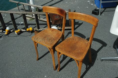 chaise baumann prix deux anciennes chaises en bois baumann mon vieux grenier
