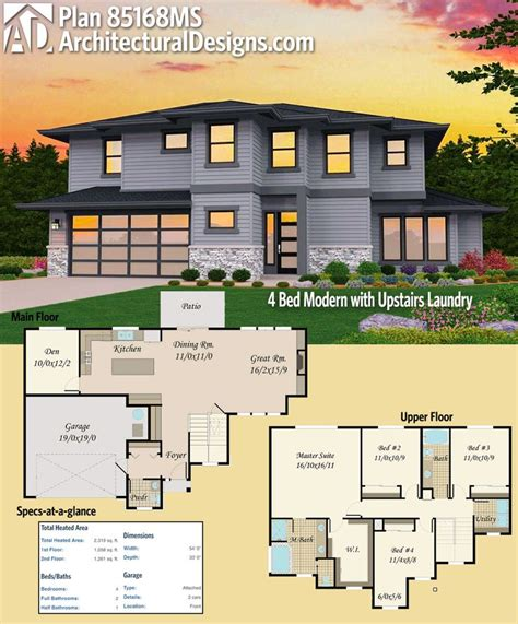 contemporary tri level home 7896ld 2nd floor master house plans with second floor living area gurus floor