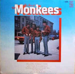 the best of the monkees the monkees the best of the monkees vinyl lp at discogs