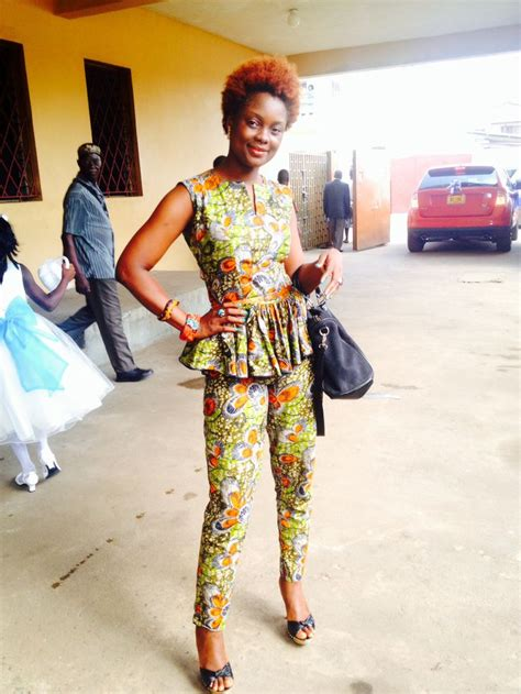 ankara suit styles 59 best nigerian ankara jumpsuit images on pinterest