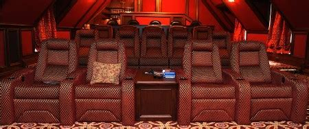 review elite home theater seat model d1 electronic house
