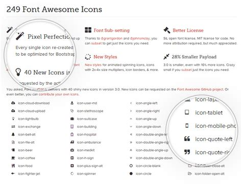 font awesome color font awesome icons pravda