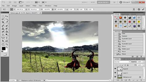 photoshop online tutorial in tamil adobe photoshop tamil tutorial 06 changing background