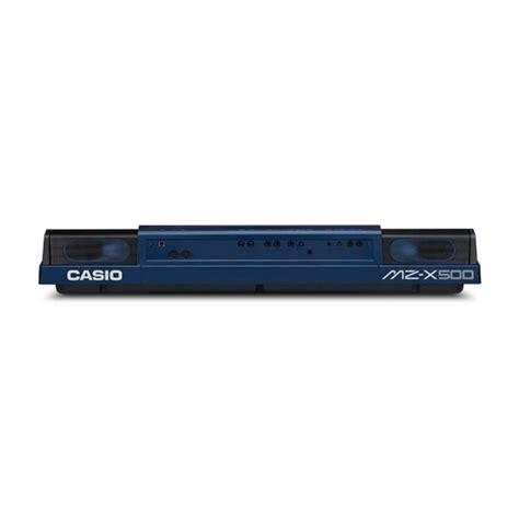 Keyboard Casio Terbaru jual keyboard terbaru casio mz x500 harga murah primanada