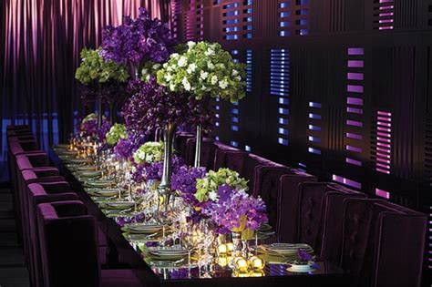 purple and green centerpieces for weddings purple and green wedding table centerpieces ipunya