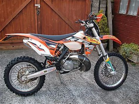 Used Ktm 300 Exc For Sale 2013 Ktm Exc For Sale In
