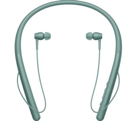 Sony Headphone In Ear Bluetooth With Mic Wi C400 buy sony h ear series wi h700 wireless bluetooth headphones green free delivery currys