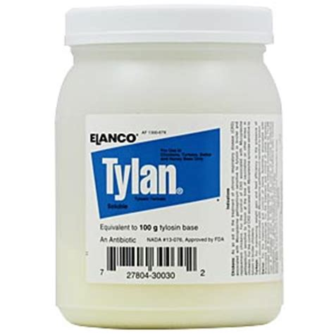 tylan for dogs tylan soluble powder 100 gm vetdepot