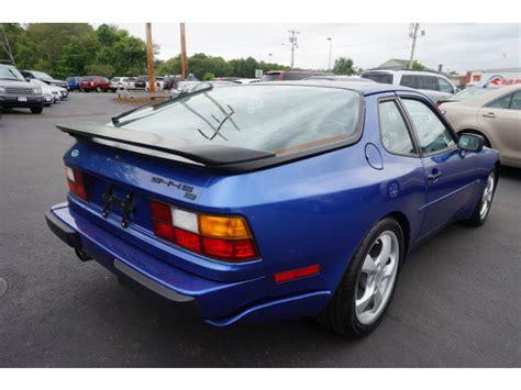 blue book value used cars 1988 porsche 944 interior lighting 1991 porsche 944 blue 200 interior and exterior images
