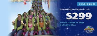 World Deals Discount Orlando Tickets Disney World Vacation Universal