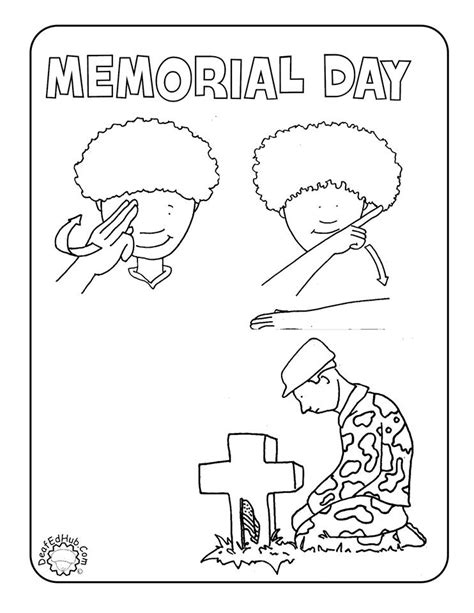 free memorial day coloring pages indian vests made from