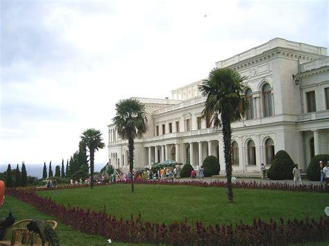 imperial crimea estates enchantments and the last of the romanovs books livadia palace