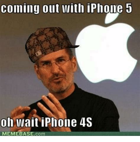 Iphone Meme - coining out with iphone oh wait iphone 4s meme base com