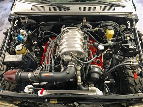 Toyota 4runner Engine For Sale 1995 Toyota 4runner With A 2uz Fe V8 Engine