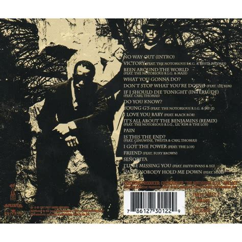 Cd Arkarna The Family Album no way out by puff the family cd with didierf ref 117887413