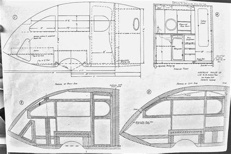 teardrop cer floor plans torpedo teardrop 171 this old cer