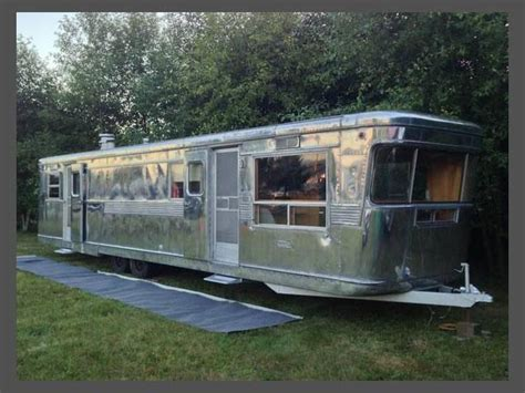 1 bedroom trailer for sale 1956 spartan royal mansion 1 bedroom 1 bath 256 sf