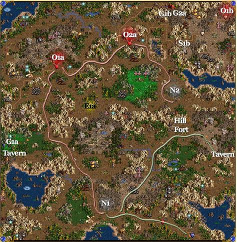 heroes 3 africa map celestial heavens all things might and magic