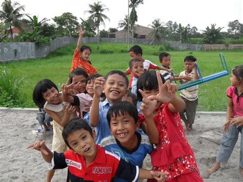 And Consider Themselves Orphans by 2008 Tsunami Orphans Home In Medan Indonesia Conca