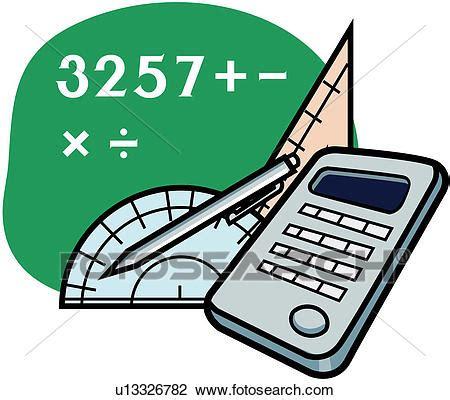 clipart matematica clipart goniometro matematica figura numero calcolo
