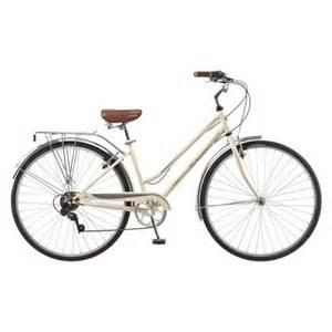 Schwinn women s gateway 28 quot 700c hybrid bike cream product details