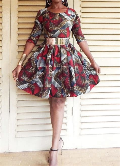 Model Robe Courte En Pagne