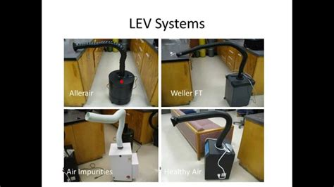 nail table ventilation systems effectiveness of local exhaust ventilation systems in nail