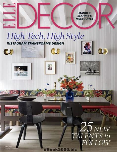 home decor magazines usa decor usa may 2017 free pdf magazine