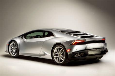 Lamborghini Huracan Colors 2015 Lamborghini Huracan Rear Three Quarters Photo 3
