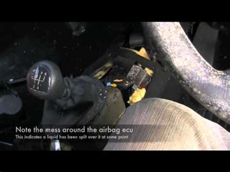 clio airbag resistor fix renault clio airbag light fix how to save money and do it yourself