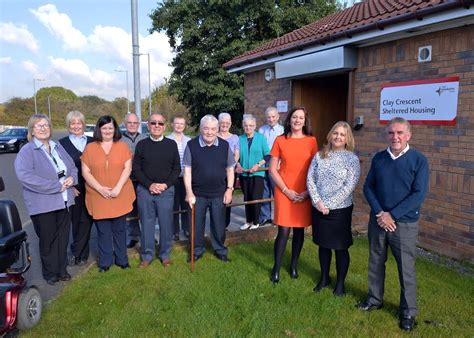 sheltered housing to buy high fives for north lanarkshire sheltered housing service scottish housing news