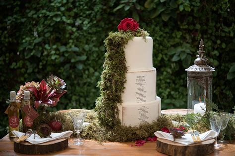 Rustic Woodlands Forest Wedding Ideas for Fairy Queens
