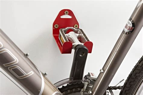 details   mottez wall bicycle pedal hook storage