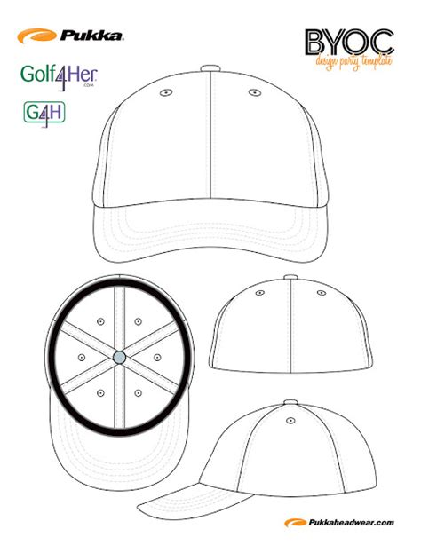 hat design template 18 blank baseball cap template images baseball cap blank