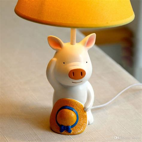 dimbare len action affordable oovov cartoon pig small table l kids room
