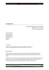 4 cover letter englische anschreiben f 252 hrungskraft
