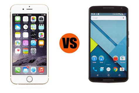 ios vs android which smartphone type is better for business