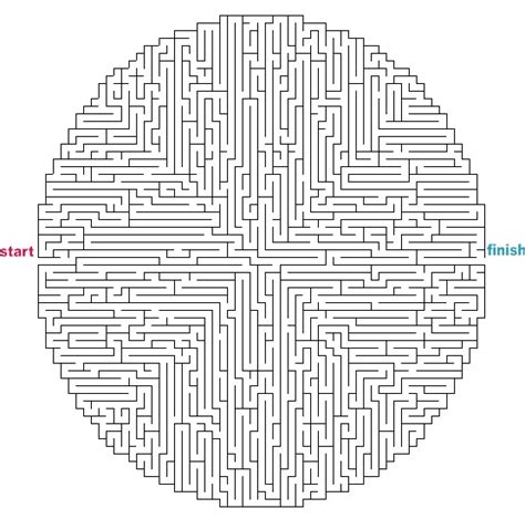medium hard coloring pages free coloring pages of medium maze