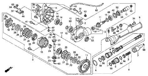 honda foreman 450 parts diagram honda foreman 450 carburetor diagram car interior design
