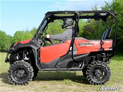 honda pioneer 1000 1000 5 3 quot inch lift kit by superatv