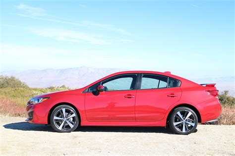 2017 Subaru Impreza Drive Of Awd Compact Sedan Hatch