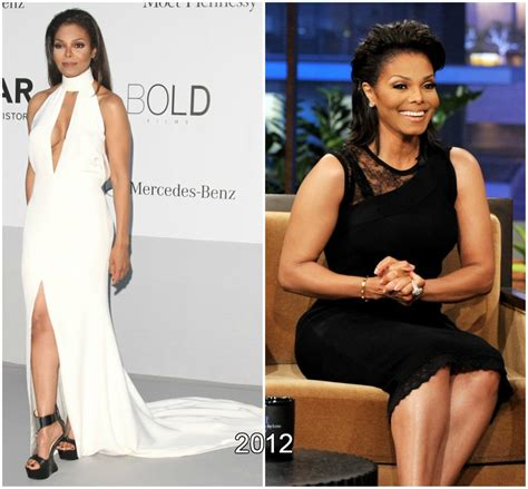 Janet Jackson New Weight Loss Effort And Diet by Janet Jackson Shape Www Pixshark Images