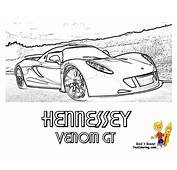 Fired Up Car Coloring Sheets  Free Race