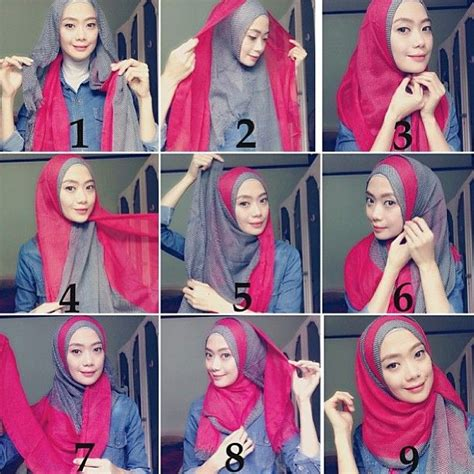 how to drape a hijab 135 best images about hijab shawl styles remember to