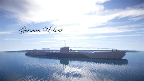 minecraft ww1 boat list of synonyms and antonyms of the word minecraft u boat