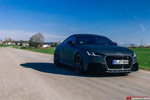 Audi Dt 2016 Abt Audi Tt Review